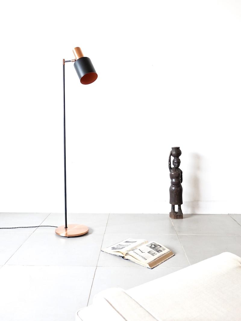 Floor Lamp Studio by Jo Hammerborg for Fog & Mørup