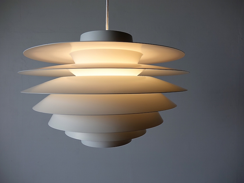 Verona small lamp by Svend Middelboe for Nordisk Solar