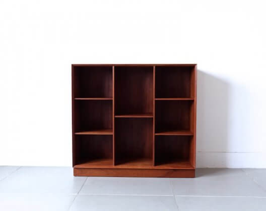 Bookcase by Peter Hvidt & Orla Molgaard Nielsen for Soborg