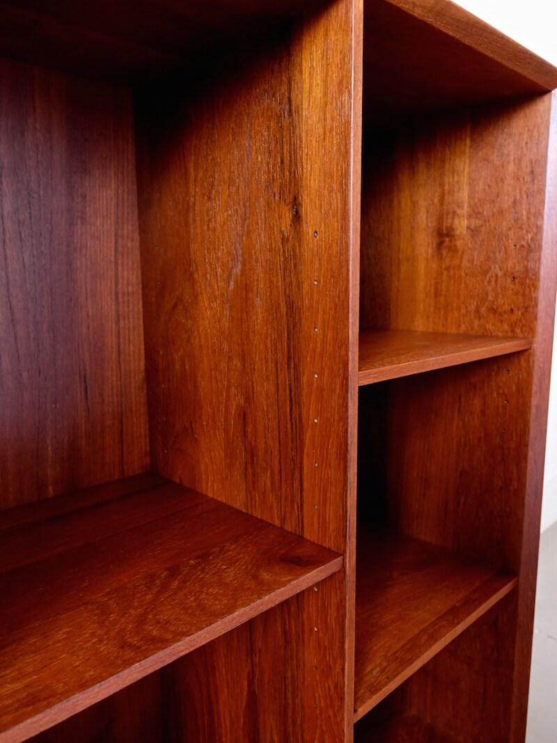 Bookcase by Peter Hvidt & Orla Molgaard Nielsen for Soborg