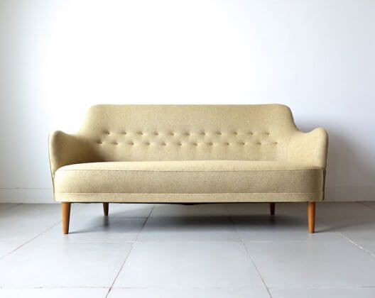 Samsas Sofa by Carl Malmsten for O.H. Sjogren
