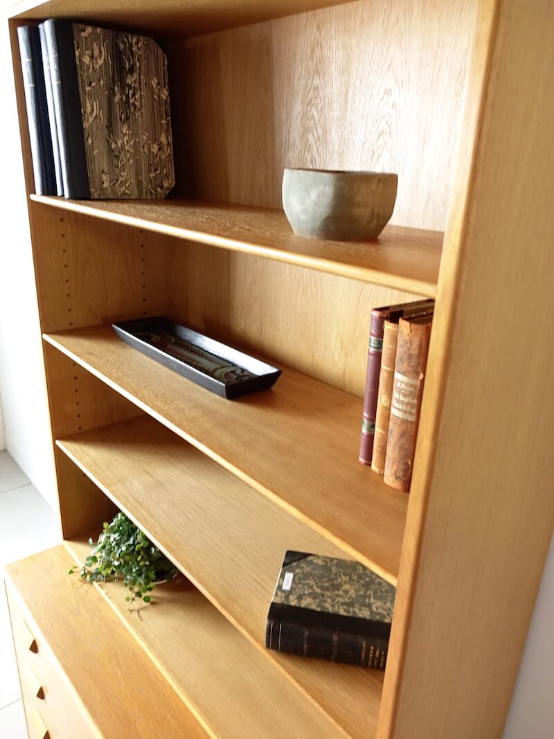 Book shelf by Borge Mogensen for Soborg / 903G126-01