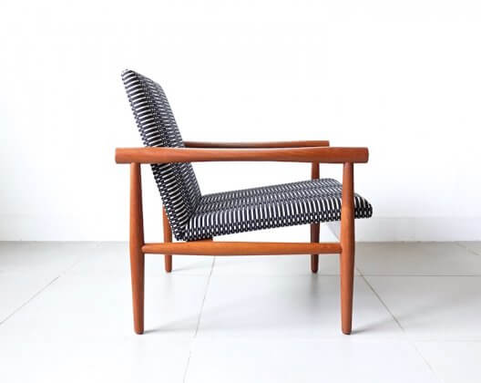 Eazy chair by Kai Lyngfeldt-Larsen for Soborg