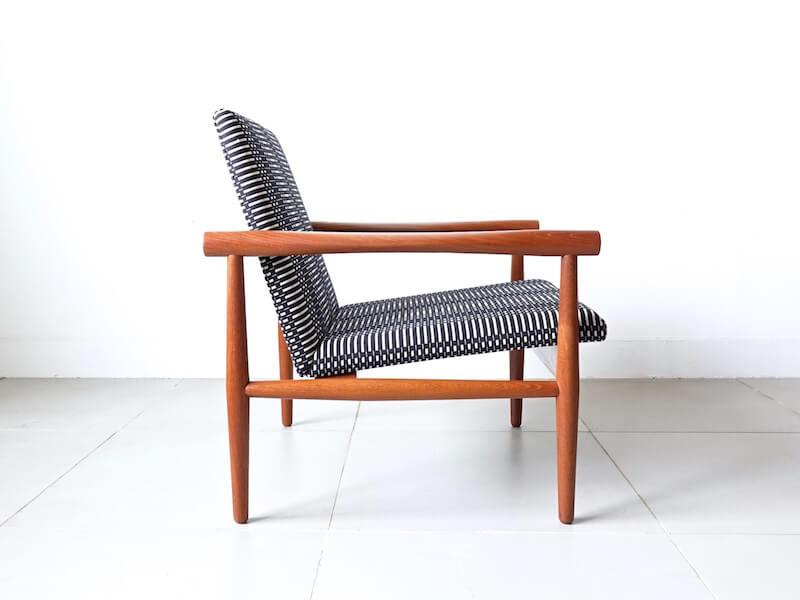 Eazy chair by Kai Lyngfeldt-Larsen for Soborg
