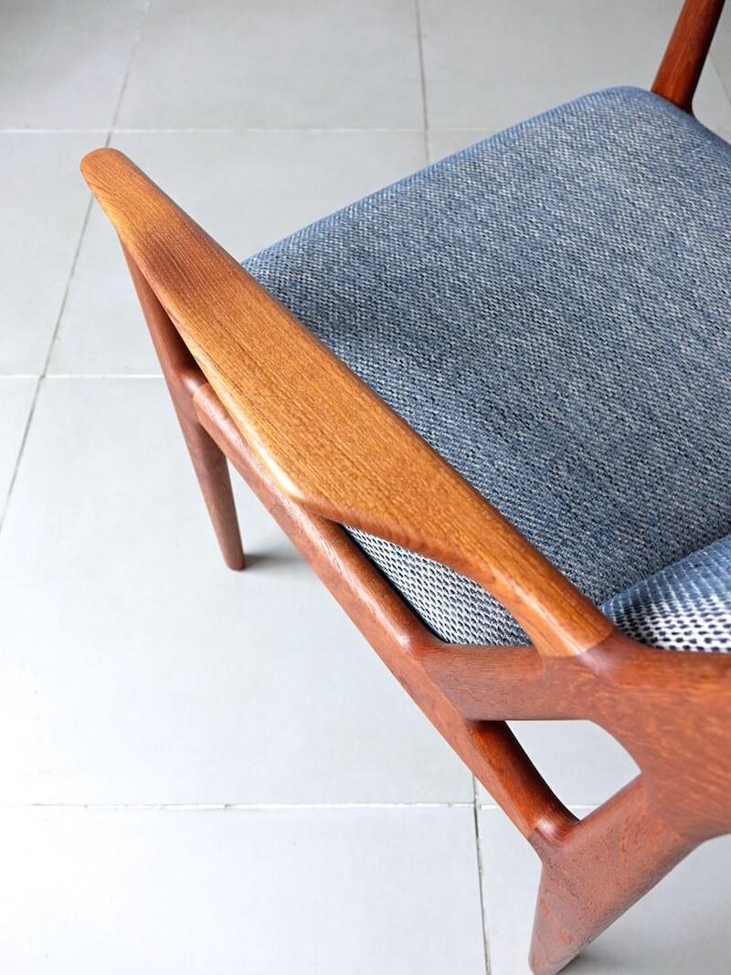 """Easy chair """"Ellen"""" by Arne Vodder for Vamo Møbelfabrik"""