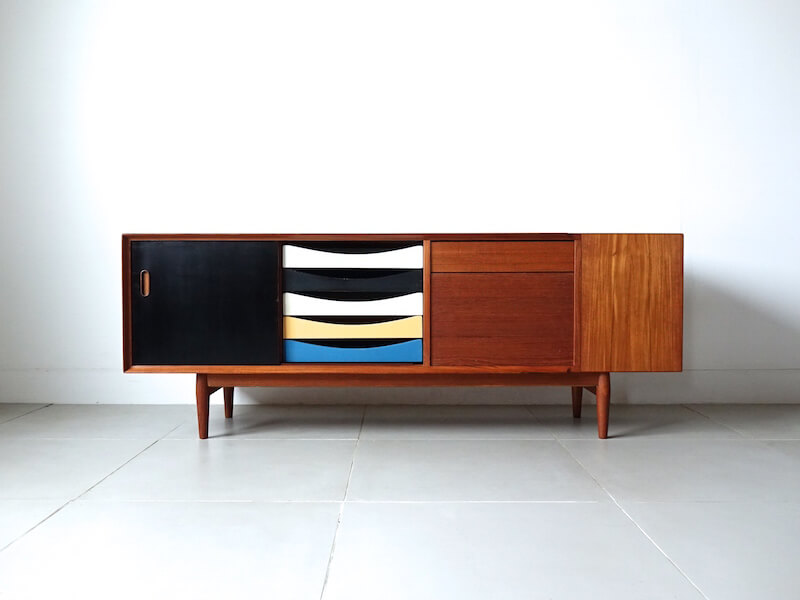 Sideboard by Arne Vodder for Sibast Furniture