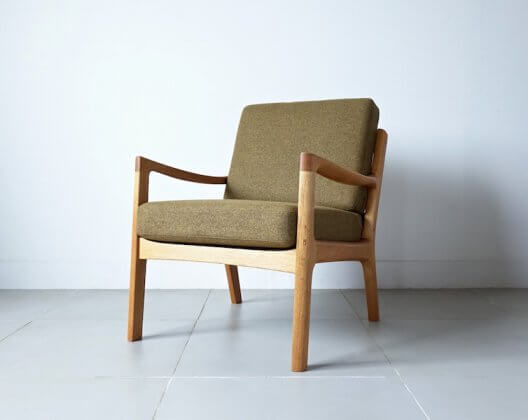 Eazychair Model.169 Senator by Ole Wanscher for France & Son