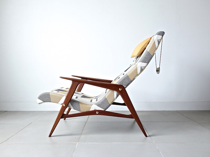 Lounge chair Siesta by Jio mobler