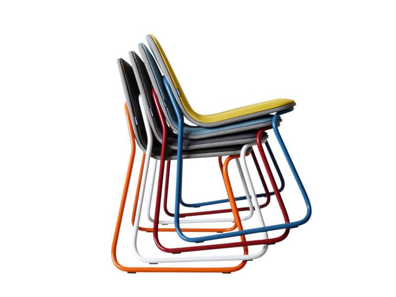 siren chair / bogaerts label