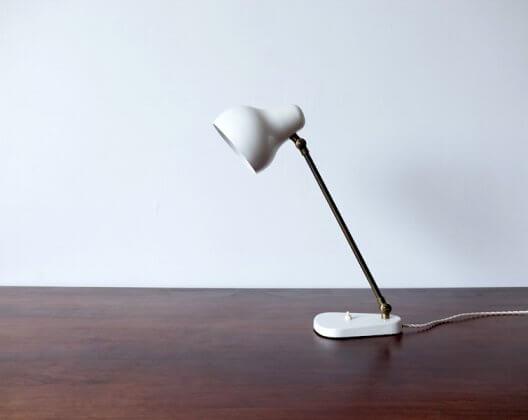 """Table lamp """"VL 38"""" by Vilhelm Lauritzen for Louis Poulsen"""