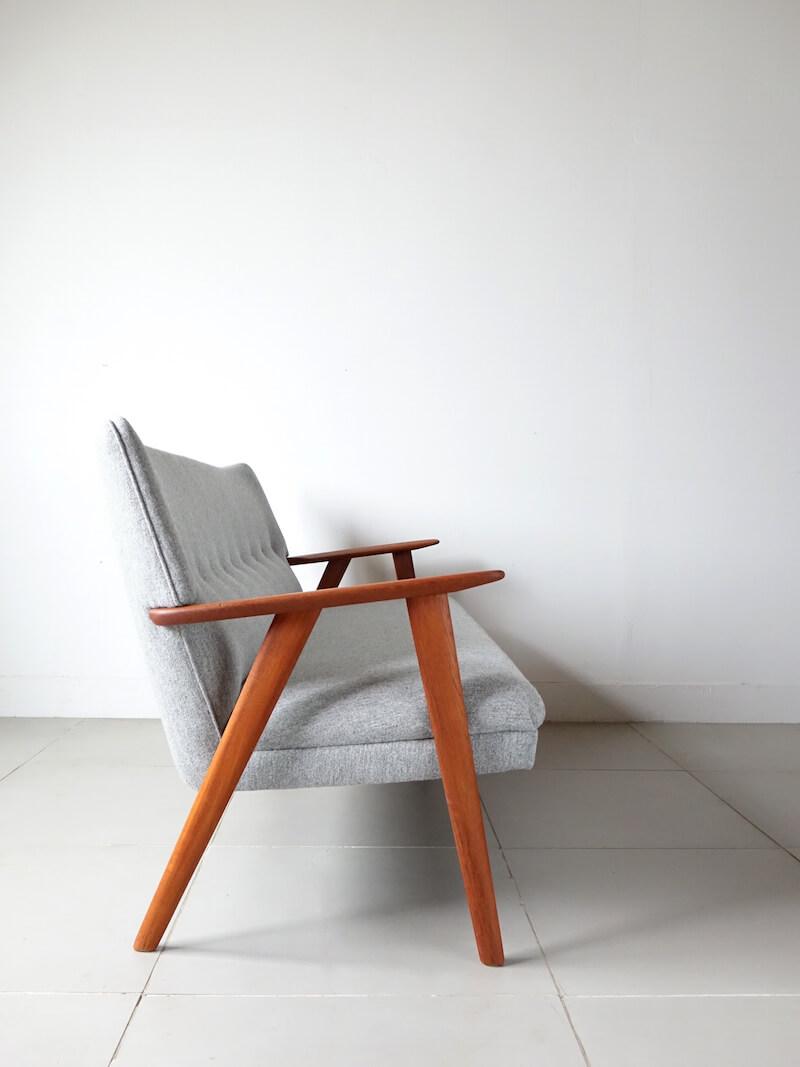 Model.230 sofa by Kurt Olsen for Slagelse Mobelvark