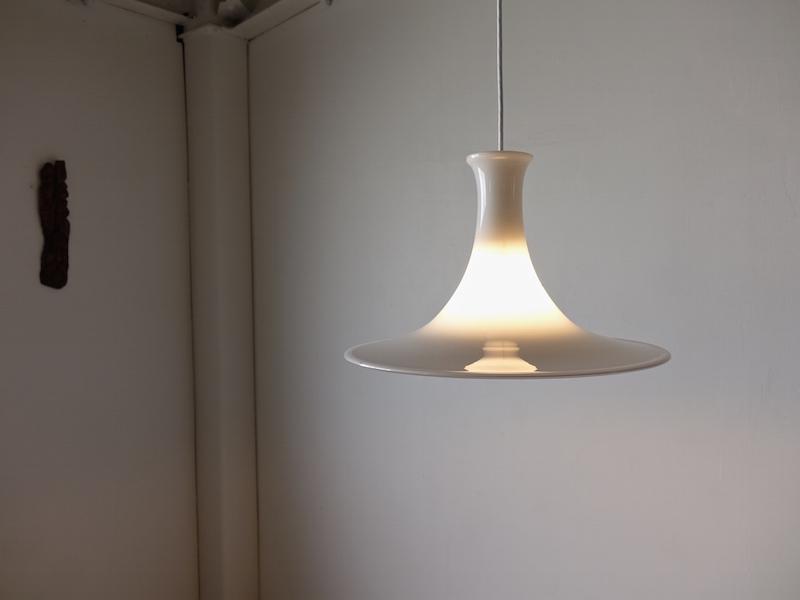 Mandarin pendant lamp by Michael Bang for Holmegaard