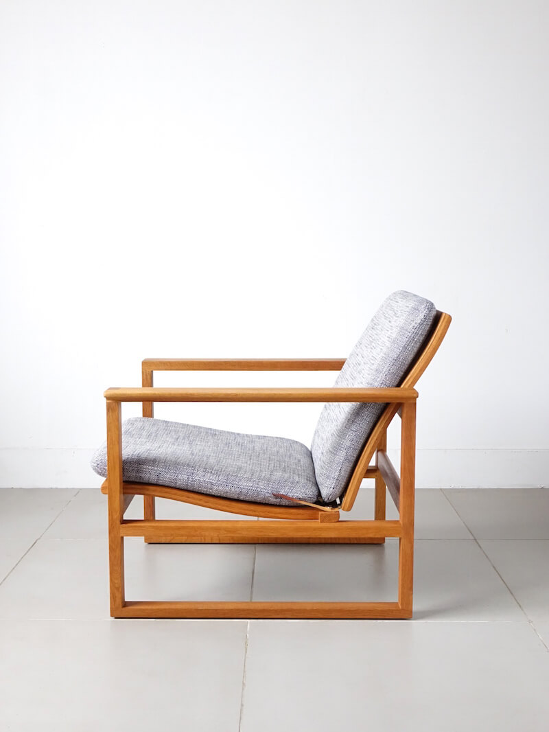 Model.2256 Eazy chair by Borge Mogensen