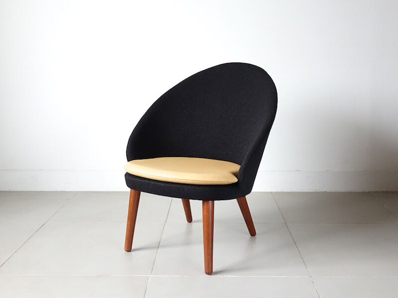 Model 301 easy chair by Ejvind A.Johansson for Godtfred H.Petersen