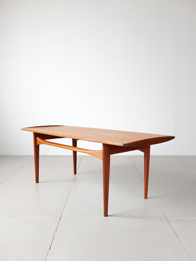 Coffee Table by Tove & Edvard Kindt-Larsen