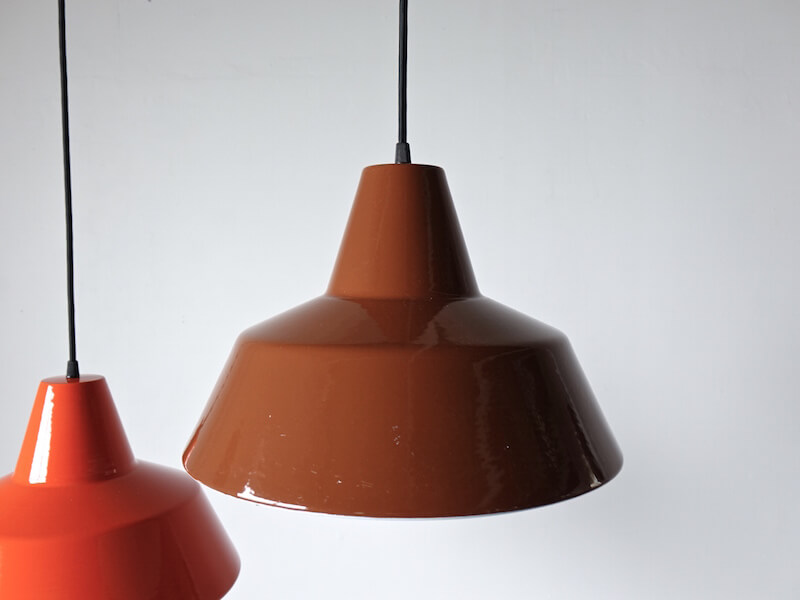 Workshop lamp by Axel Wedel Madsen for Louis Poulsen