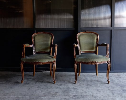 Twin classic Armchair