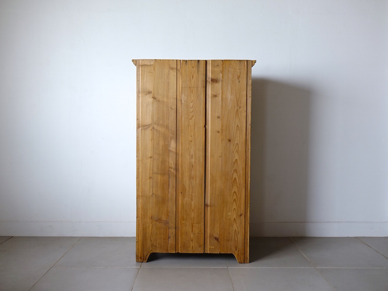 Old pine cabinet