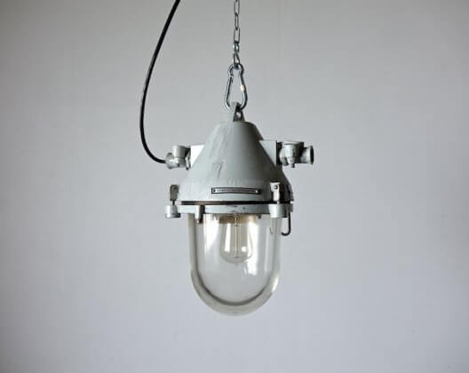 Industrial bunker Lamp