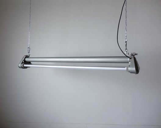 Long tube lamp