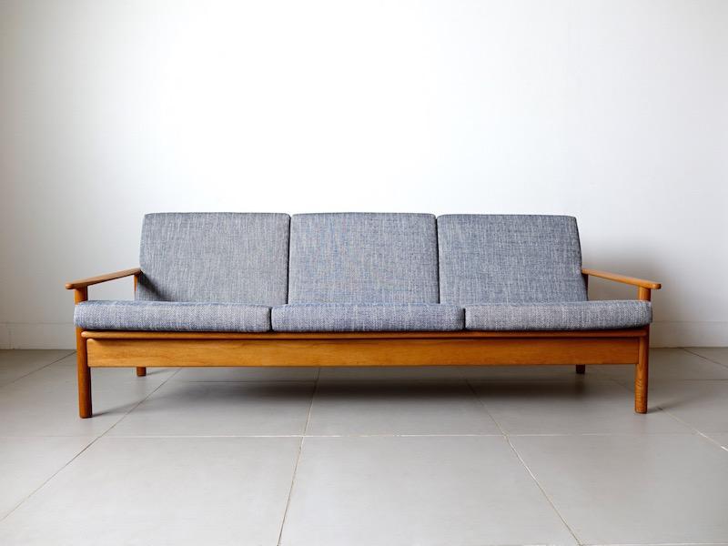 Anonymous vintage sofa