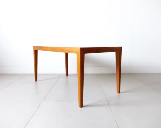 Coffee table by Severin Hansen Jr. for Haslev
