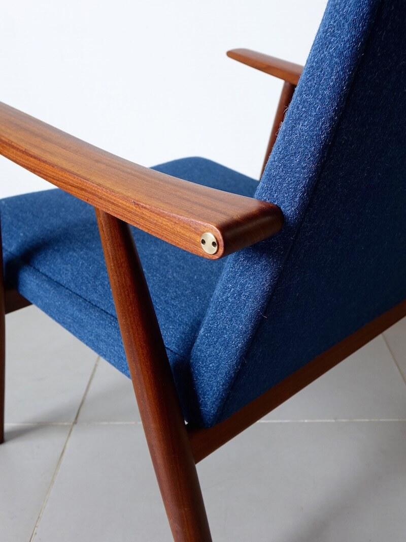 """Eazy chair """"GE260"""" by Hans J. Wegner"""
