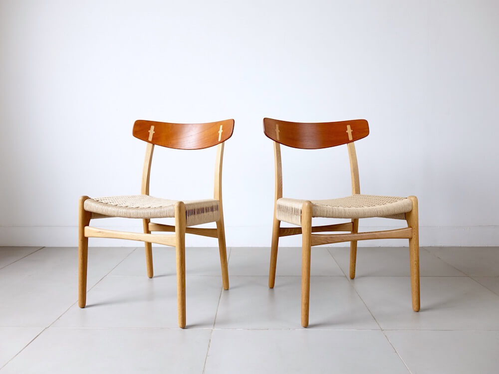 Dining chair CH23 by Hans J. Wegner for Carl Hansen & Son