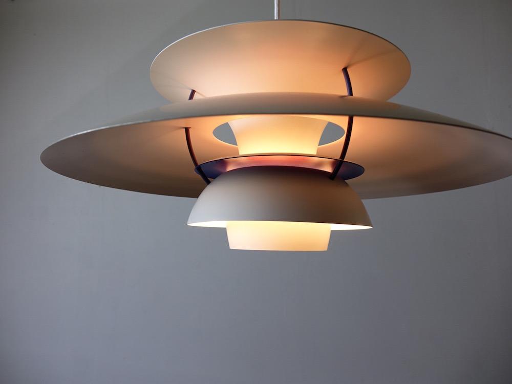 PH5 Pendant lamp by Poul Henningsen for Louis Poulsen