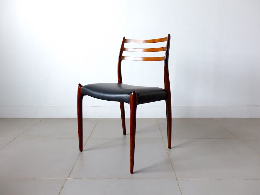 Model.78 Dining chair by Niels O.Moller for J.L. Moller