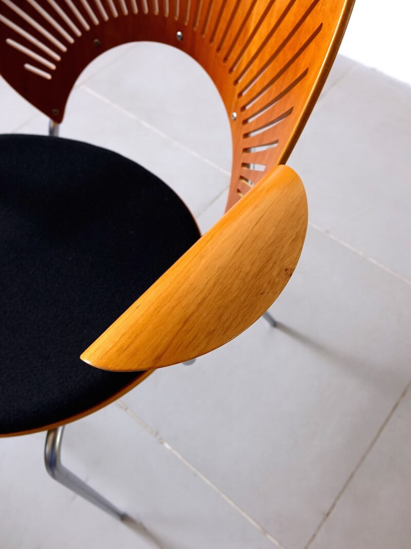 Trinidad armchair by Nanna Ditzel for Fredericia