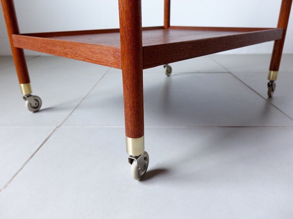 Trolley table by Ludvig Pontoppidan