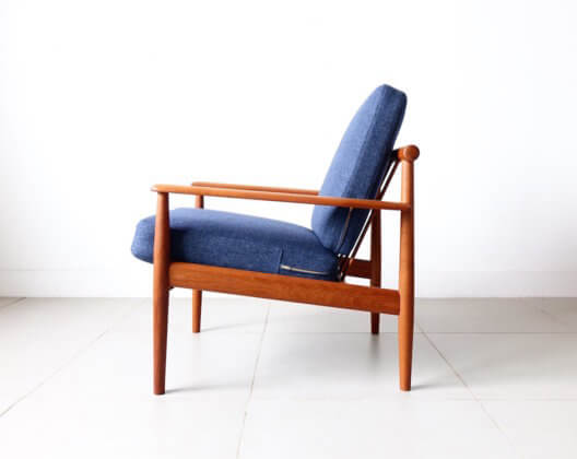 Easy chair in teak by France & Søn