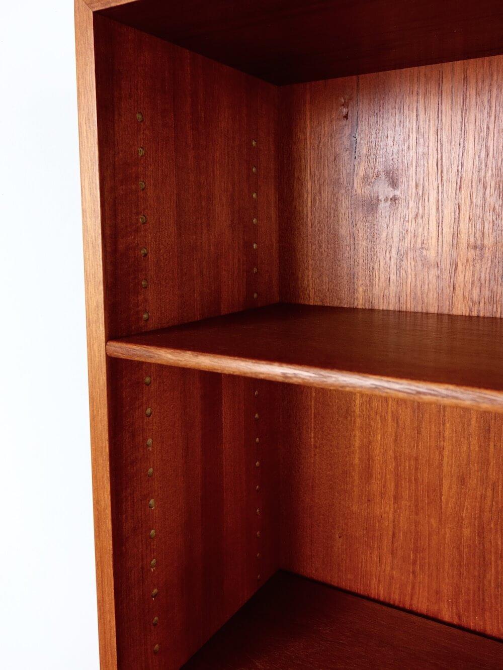 Bookcase in teak / oak by Borge Mogensen for FDB