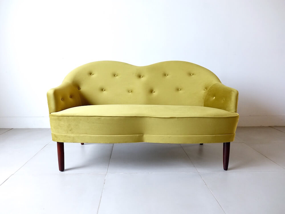 Fifties vintage sofa