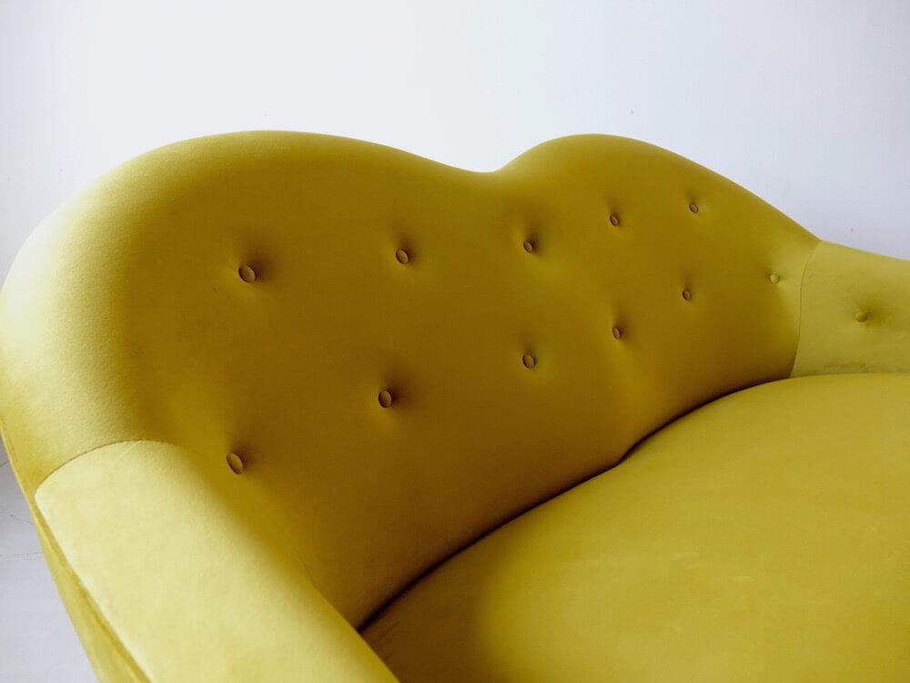 Fifties vintage sofa