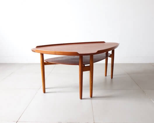 Coffee table by Arne Vodder for Sibast Møbler