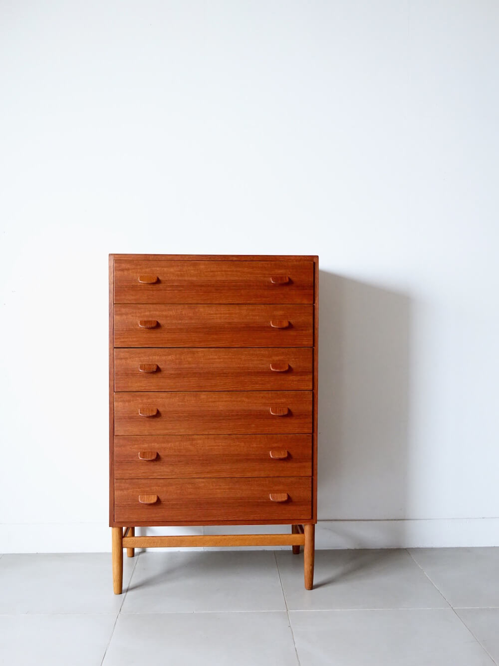 Large chest by Poul M. Volther for FDB Møbler