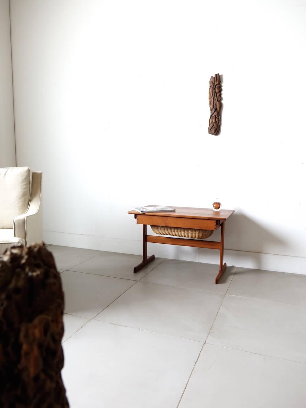 Sewing Table by Kai Kristiansen Vildbjerg Mobelfabrik