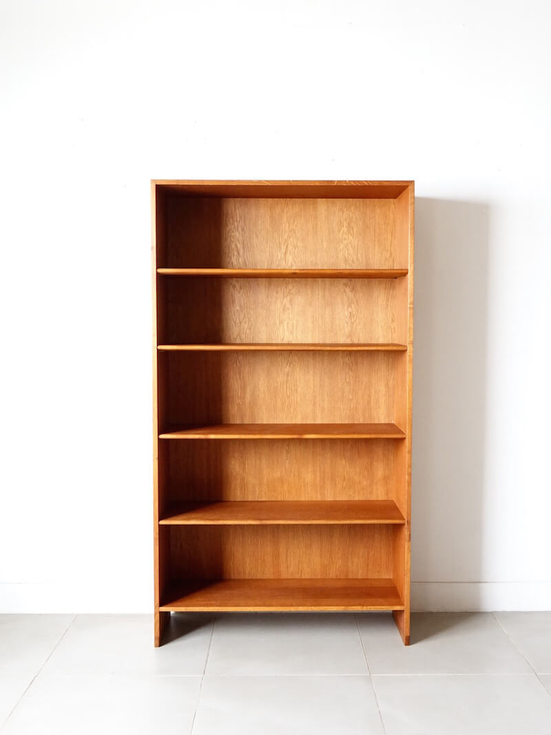 RY8 Bookshelf by Hans J. Wegner for RY mobler