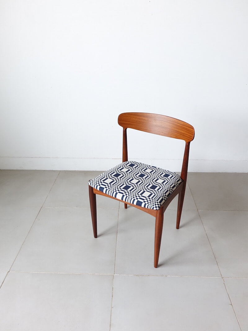 Dining Chair by Johannes Andersen for Uldum