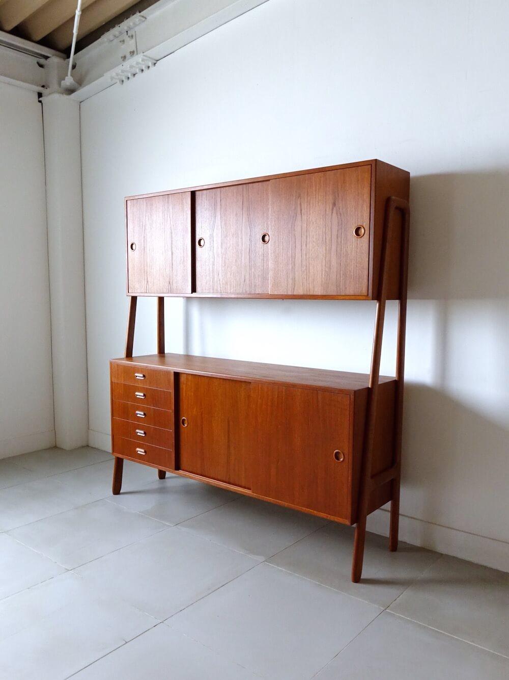 Cabinet Model.3 by Gunni Omann for Omann Jun