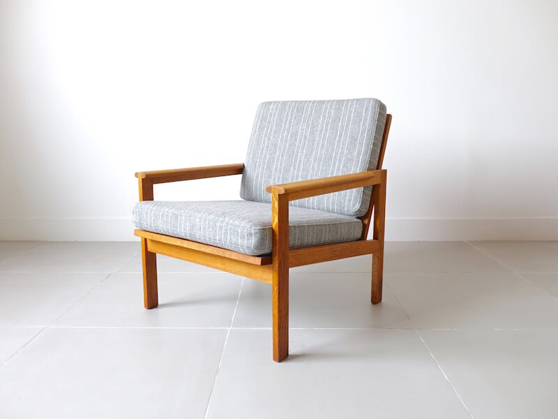 Capella chair model.4 by Illum Wikkelso for Niels Eilersen