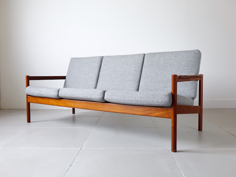 Sofa by Kai Kristiansen for Magnus Olesen