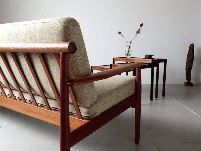 Sofa in teak by France & Søn