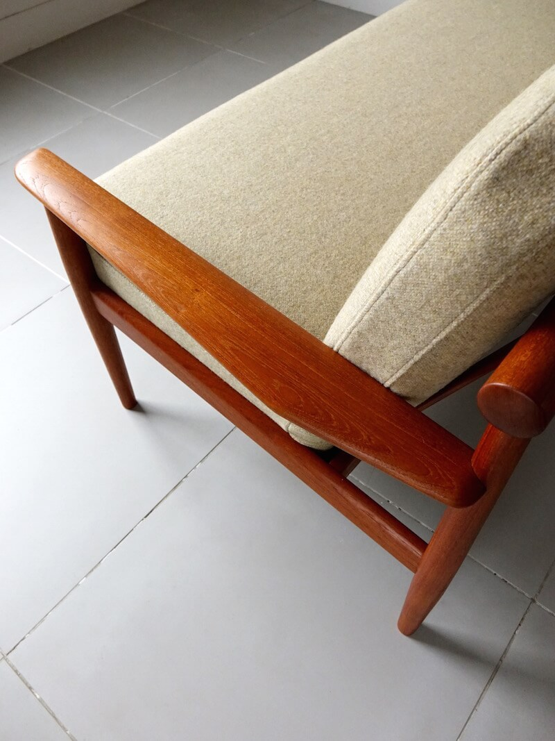 Sofa in teak by France & Søn
