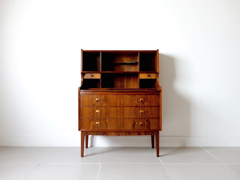 Danish anonymous bureau in rosewood