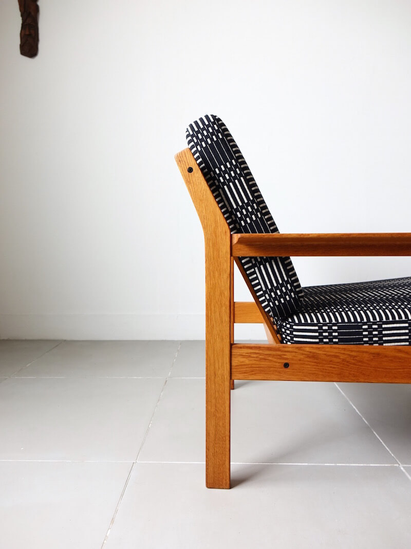 J99 Eazy chair by Erik Worts for FDB Mobler