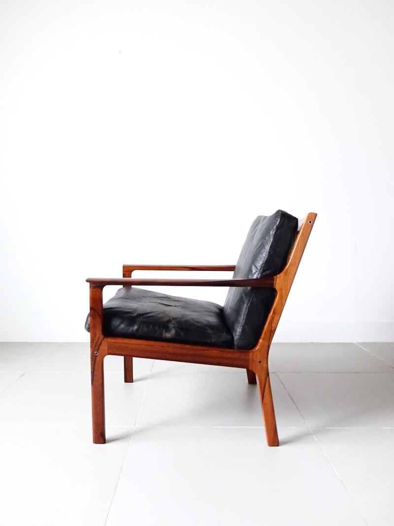 Model.935 Eazy chair by Fredrik Kayser for Vatne Mobler
