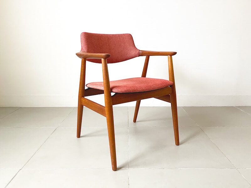Arm chair by Erik Kirkegaard for Glostrup